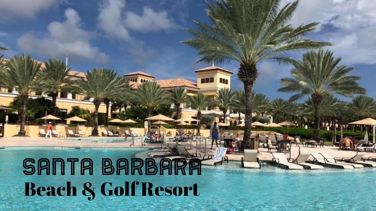 Santa Barbara Beach Golf Resort Part