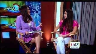 Entrevista de Bienestar para Crecer - Univision Vive la Mañana
