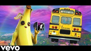 I Skipped School To Play Fortnite (Official Music Video)