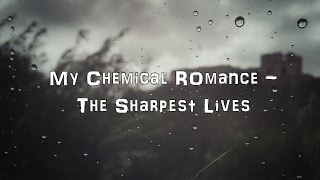 My Chemical Romance - The Sharpest Lives [Acoustic Cover.Lyrics.Karaoke]