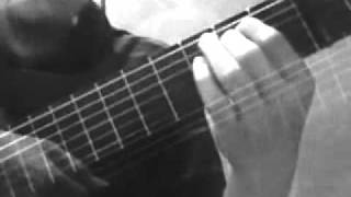 I Love You Goodbye - Celine Dion (solo guitar cover)