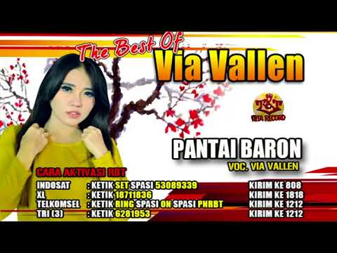 VIA VALLEN-PANTAI BARON-THE BEST OF VIA VALLEN