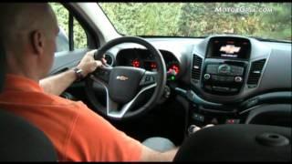 todo sobre el Chevrolet Orlando 2011