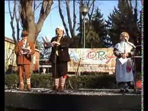 Carnevale di Castelfranco: in 2000 sulla Via Emilia