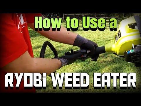 Ryobi Weed Wackers   Weedwackers