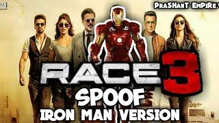Race 3 Trailer Spoof Ft Iron Man | PraSHanT EmPiRe