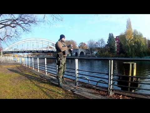 Street Fishing Berlin \  Spandau+Fishup