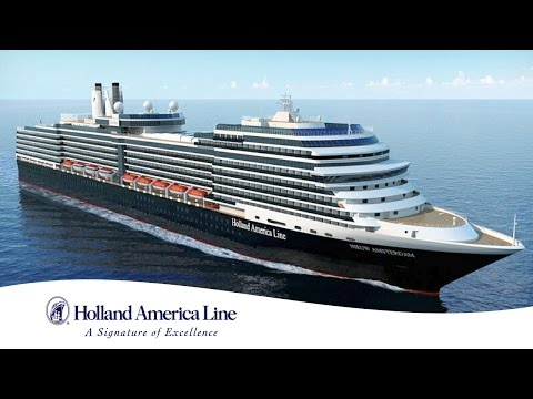 Vision Cruise | Holland America TV Special | 20.04.17