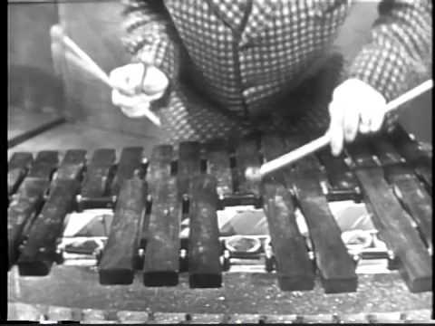 Spike Jones & his City Slickers feat. xylophone & tap-dancer