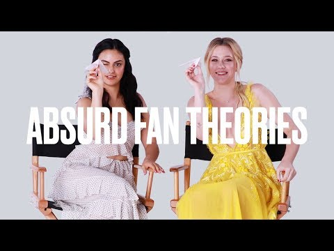 Lili Reinhart and Camila Mendes Read Absurd Riverdale Fan Theories | ELLE Mp3