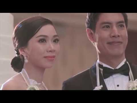 Tarinee & Jomzup The Wedding 21 May 2016 @ Peninsula Bangkok