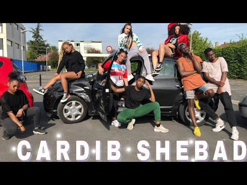 CardiB - She bad choreography by shynamabe