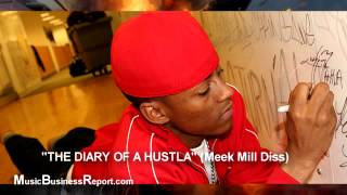 CASSIDY THE DIARY OF A HUSTLA [Meek Mill Diss]