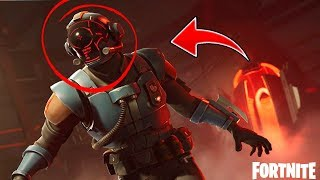 New Visiting Skin *HIDDEN Character* in Fortnite Meteorite!!