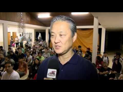Retiro espiritual da Sukyo Mahikari