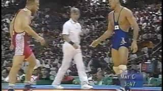 Smal, Sergey (BLR) vs Wada, Takahiro (JPN)
