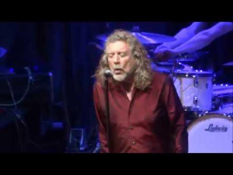 Robert Plant - That's The Way - Massey Hall - Toronto, Canada - February 17, 2018