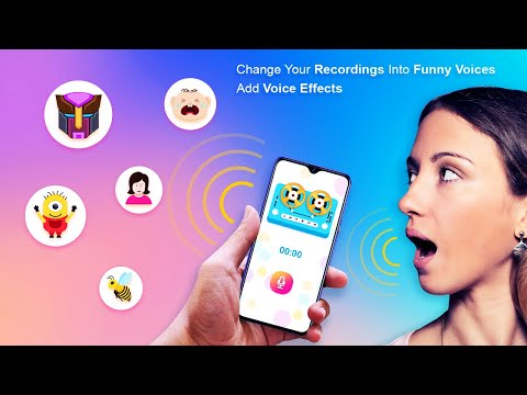 Funny Voice Changer Android App