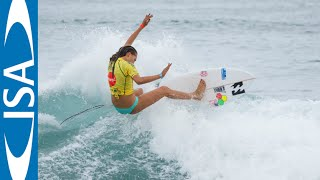 ISA World Surfing Games 2015- Day 3 Competition