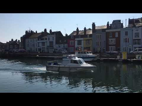 10 Minutes On Weymouth Harbourside