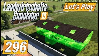 "[""Landwirtschafts-Simulator 19"", ""LS19"", ""Farming Simulator 2019"", ""LetsPlay"", ""Let's Play"", ""FS19"", ""Nordfriesische Marsch mod map"", ""#296"", ""Produktion Heuhalle""]"