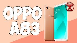 Обзор смартфона OPPO A83 / Арстайл /
