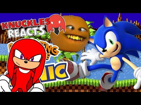 Knuckles Reacts To: