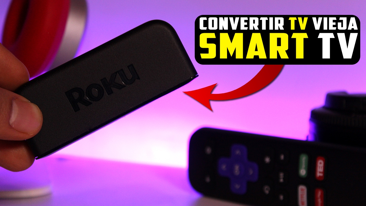 8517d9569ab convertir tu Television vieja en Smart TV