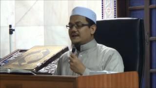 Ustaz Muhammad Nazmi Karim: Taqwa & Ayat 1000 Dinar