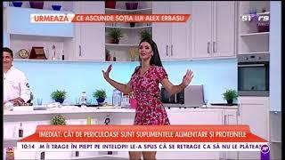 Letitia Moisescu ( Leticia) - Pijamaua ta Star Matinal Antena Stars
