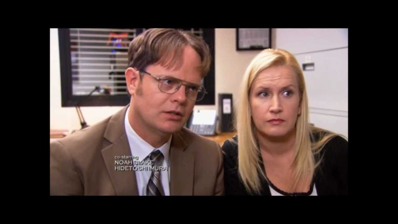 Hilarious Office Clip Dwight Schrute Learns About Sex Between Men
