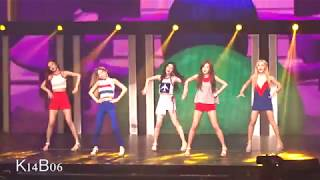 170805 Red Velvet (레드벨벳) - Dumb Dumb - SMTOWN Special Stage in HK