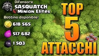 TOP 5 ATTACCHI #2 - TOLAFRA