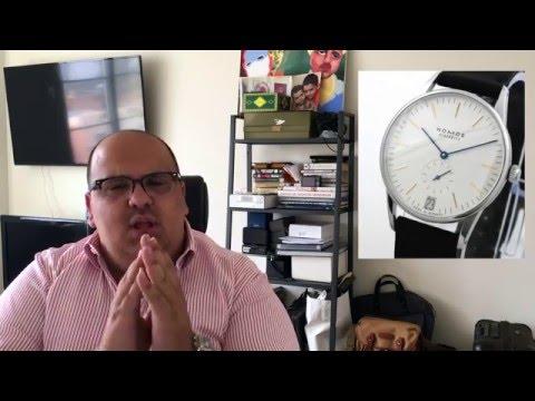 Top 4 Dress Watches - Patek , JLC , Piaget and Nomos - Episode 14