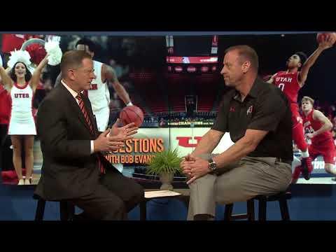 Larry Krystkowiak, U of U Men's Basketball Head Coach