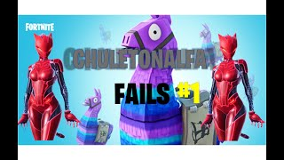 FAILS IN FORTNITE #1 COLLECTION ? Bugs