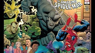 Spider Man Hates Democracy In Amazing Spider Man #1 : The New Nick Spencer Comic Book