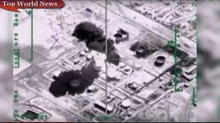 ВИДЕО АТАКИ РОСИИ на ИГИЛ / VIDEO ATTACK RUSSIA on ISIS