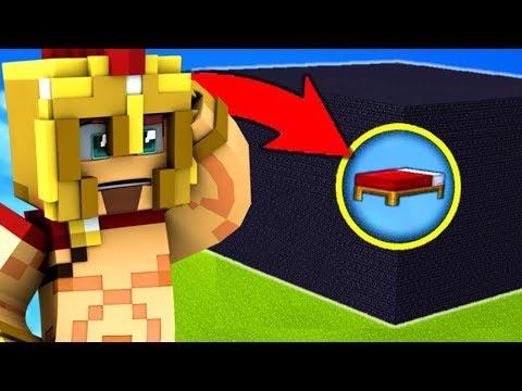 JE PROTÈGE MON LIT AVEC 100 OBSIDIENNES ?! Minecraft Bedwars !