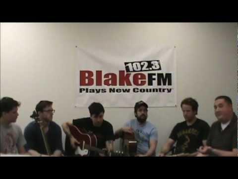 Blake Backstage: American Aquarium Interview