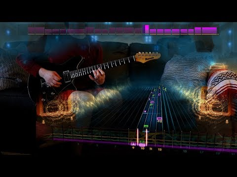 """#Rocksmith Remastered - DLC - Guitar - Ghost """"He Is"""""""