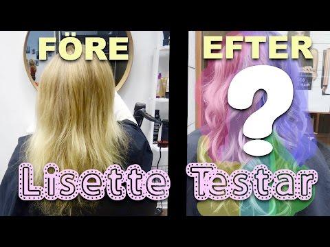 LISETTE TESTAR - frisörens val