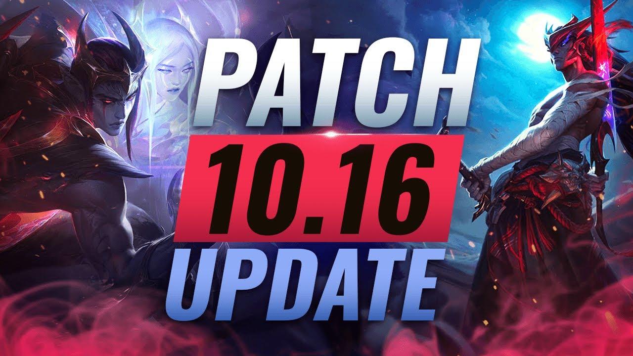 NEW UPDATE: BEST Champions TIER List – League of Legends Patch 10.16 thumbnail