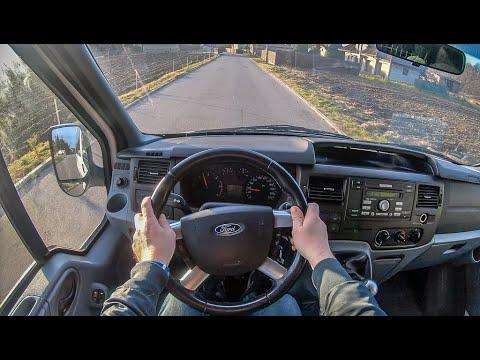 2011 Ford Transit | 4K POV Test Drive #139 Joe Black