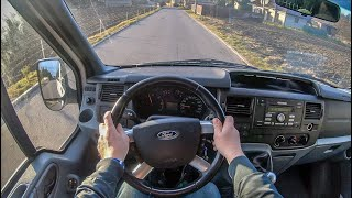 2011 Ford Transit | 4K POV Test Drive #139 Joe Black