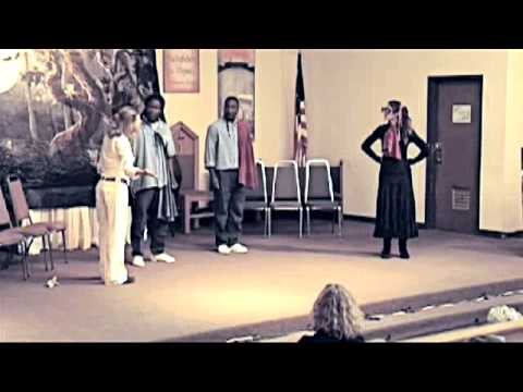 """Shakespeare's """"A Midsummer Night's Dream"""" performed by inmates at San Quentin Prison"""