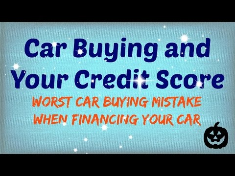car-buying-and-your-credit-score