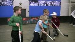 Jääkiekkoliitto Lapsi-messuilla