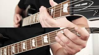 The Last Ten Seconds of Life - The Box (Official Guitar Playthrough) ESP LTD Viper-400B