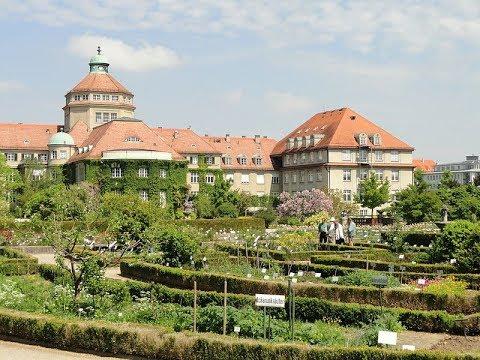 Places To See In Munich Germany Botanischer Garten Muenchen